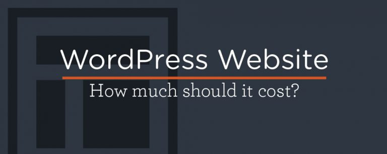 WordPress Websites Cost