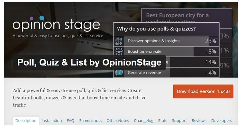 WordPress Blog Plugins