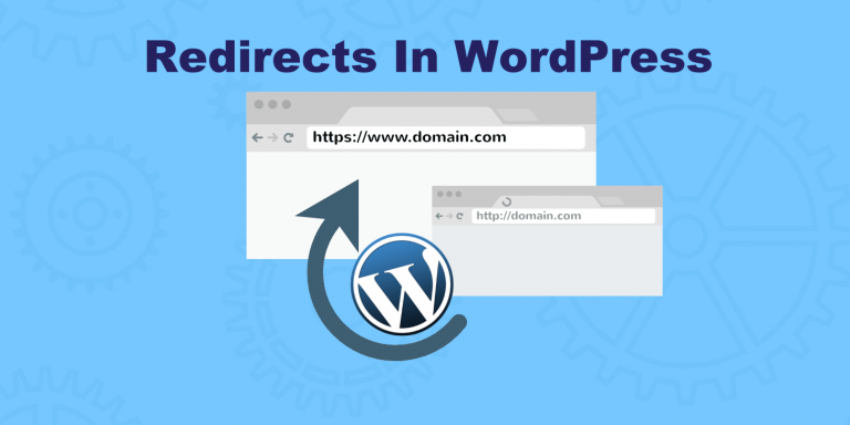 Redirects in WordPress