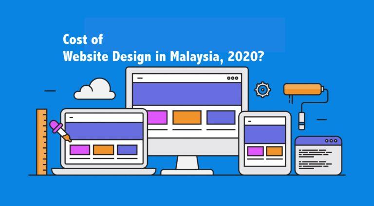 Cost of website redesign