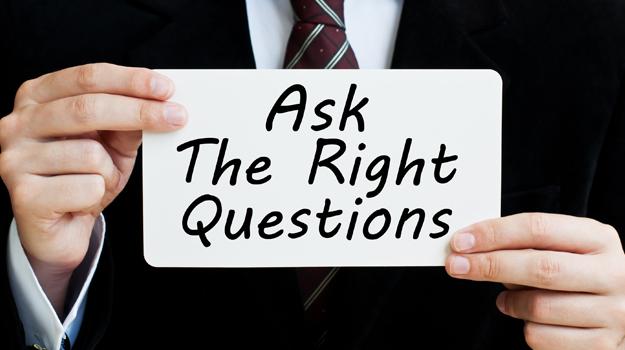 ask effective questions in headlines