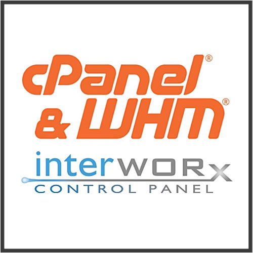 cpanel and interworx