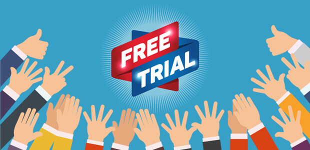 Free Trial of Web Hosting Service