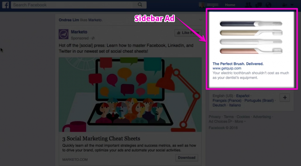 1 1 Facebook Marketing Course - Introduction to Facebook Ads