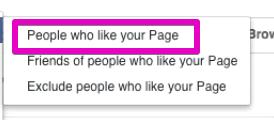 people like page