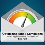 Optimizing emails subscriber list part 3