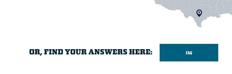 Yeti FAQ