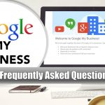 Google my business FAQs
