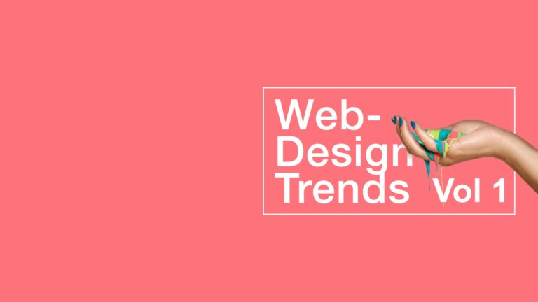 Web design trends in Malaysia vol 1