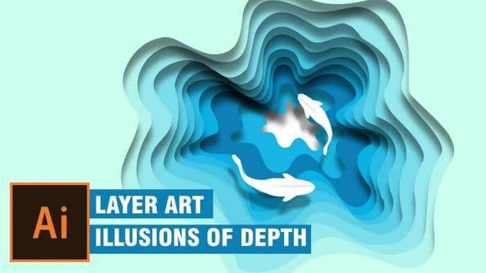 Ai illustrator depth