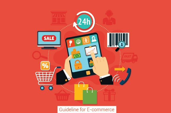 E-commerce the online hub