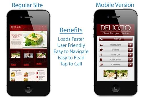 mobile optimzed