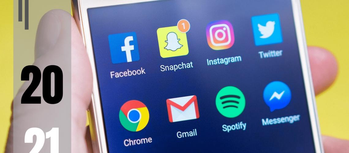 2021 social media