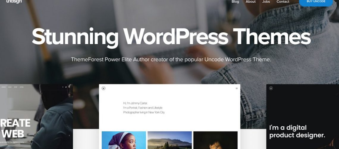Wordpress themes for personal blog
