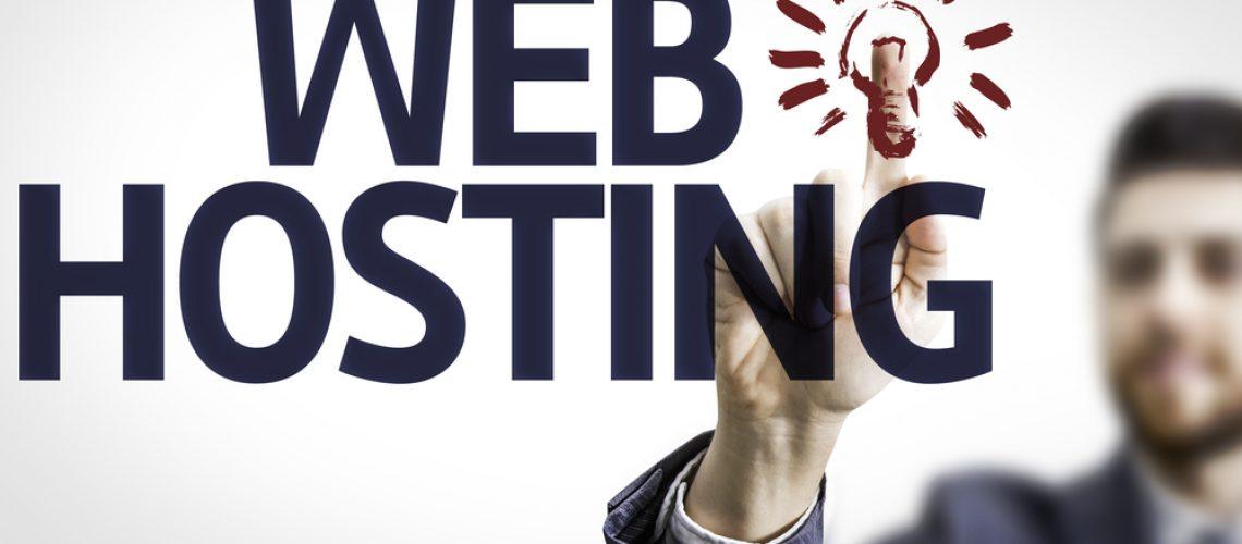 Choosing web host company