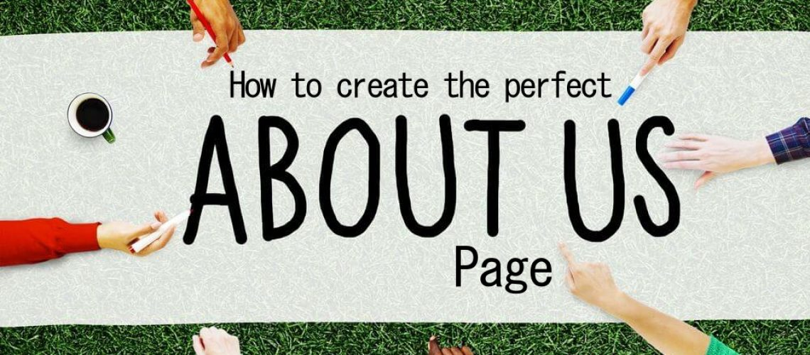 How to create the perfect about us page
