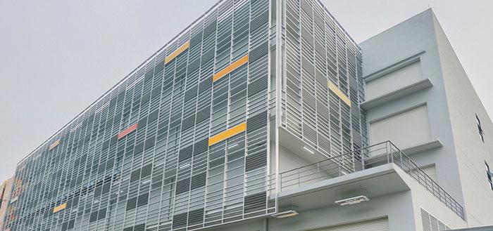 NTT Data centre Malaysia
